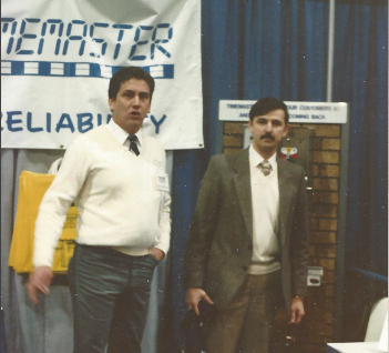 B&C Electronic Engineering Founders
